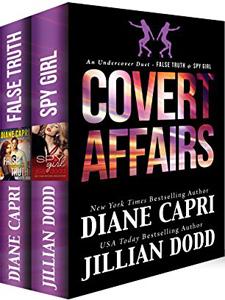 Covert Affairs by Diane Capri and Jillian Dodd