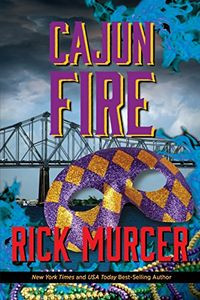 Cajun Fire by Rick Murcer