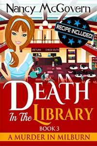 Death in the Library by Nancy McGovern