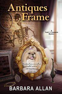 Antiques Frame by Barbara Allan