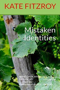 Mistaken Identities by Kate Fitzroy