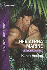 Her Alpha Marine by Karen Anders