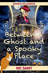 Between a Ghost and a Spooky Place by Nic Saint