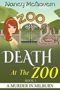 Death at the Zoo by Nancy McGovern