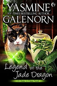 Legend of the Jade Dragon by Yasmine Galenom