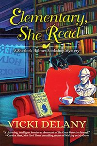 Elementary, She Read by Vicki Delany