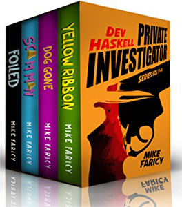 Dev Haskell Box Set by Mike Faricy