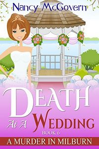 Death at the Wedding by Nancy McGovern