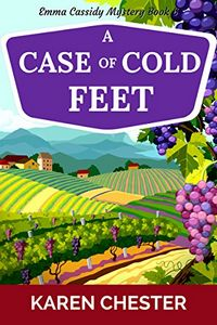 A Case of Cold Feet by Karen Chester