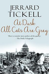 At Dusk All Cats Are Grey by Jerrard Tickell