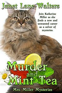 Murder and Mint Tea by Janet Lane Walters