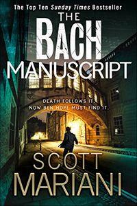The Bach Manuscript by Scott Mariani