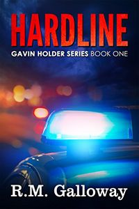 Hardline by R. M. Galloway