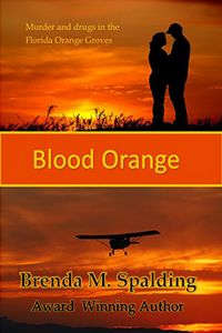 Blood Orange by Brenda M. Spalding