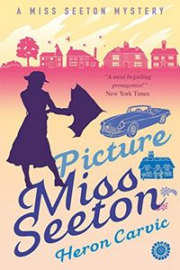 Picture Miss Seeton by Heron Carvic