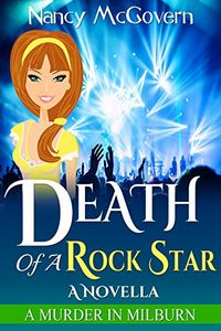 Death of a Rock Star by Nancy McGovern