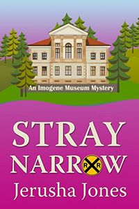 Stray Narrow by Jerusha Jones