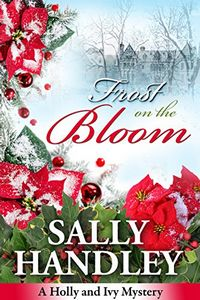 Frost on the Bloom by Sally Handley