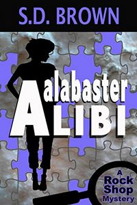 Alabaster Alibi by S D. Brown