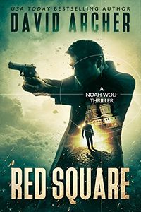Red Square by David Archer