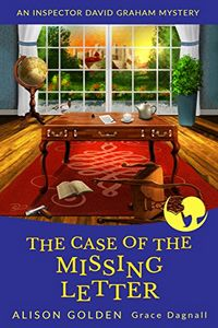 The Case of the Missing Letter by Alison Golden