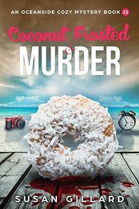 Coconut Frosted & Murder by Susan Gillard
