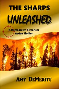 The Sharps Unleashed by Amy DeMeritt
