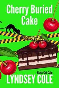 Cherry Buried Cake by Lyndsey Cole