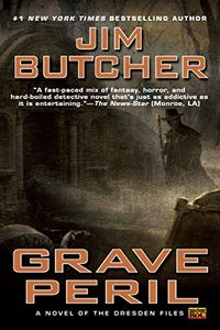Grave Periil by Jim Butcher