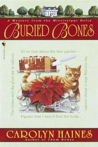 Buried Bones by Carolyn Haines