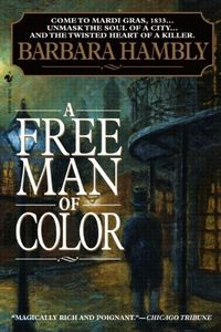 A Free Man of Color by Barbara Hambly