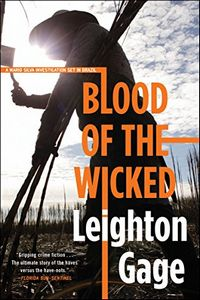 Blood of the Wicked by Leighton Gage