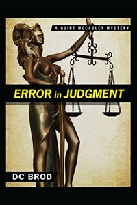 Error in Judgment by D. C. Brod