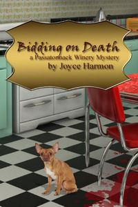 Bidding on Death by Joyce Harmon