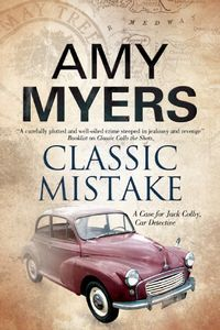 Classic Mistake by Amy Myers