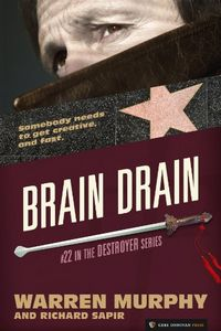 Brain Drain by Warren Murphy