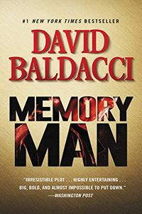 Memory Man by David Baldacci
