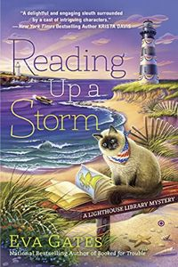 Reading Up a Storm by Eva Gates