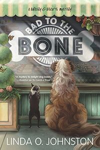 Bad to the Bone by Linda O. Johnston