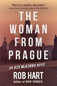 The Woman from Prague by Rob Hart