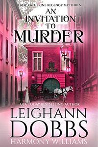 An Invitation to Murder by Leighann Dobbs