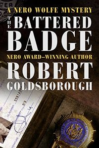 The Battered Badge by Robert Goldsborough