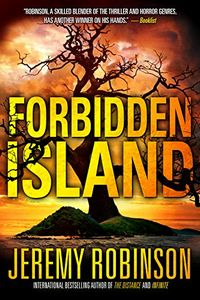Forbidden Island by Jeremy Robinson