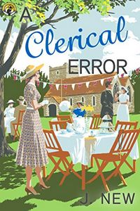A Clerical Error by J. New