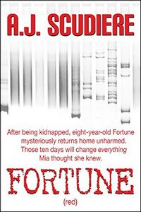 Fortune (red) by A. J. Scudiere