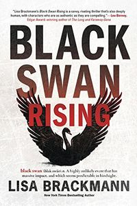Black Swan Rising by Lisa Brackmann