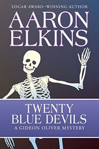 Twenty Blue Devils by Aaron Elkins