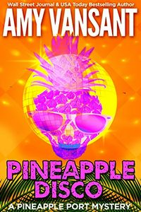 Pineapple Disco by Amy Vansant