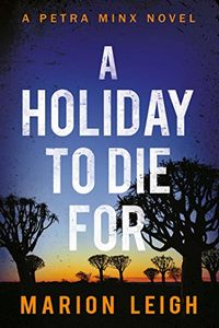 A Holiday To Die For by Marion Leigh