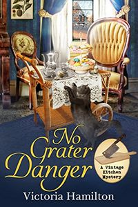 No Grater Danger by Victoria Hamilton